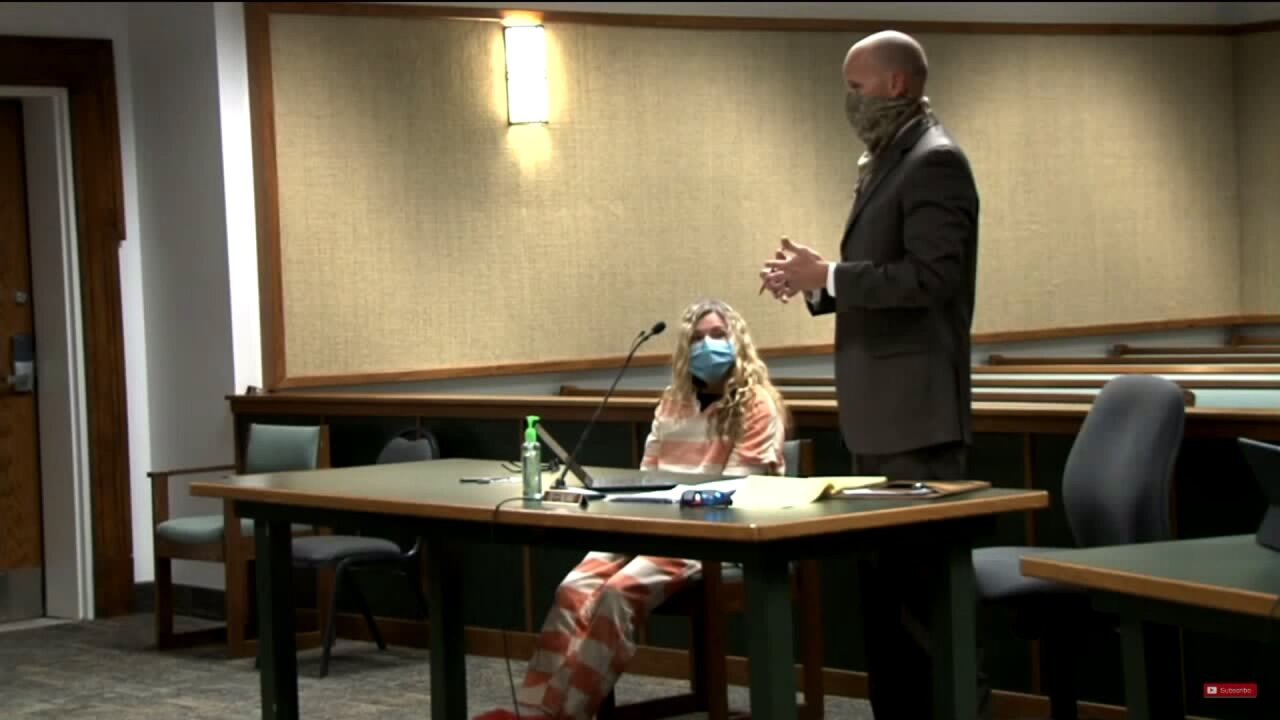 Lori Vallow in Court - Friday, May 1, 2020