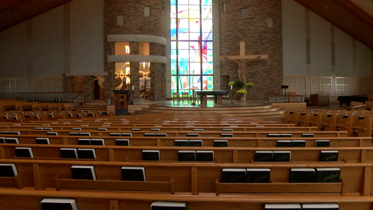 Indiana priest: Exorcism requests on the rise