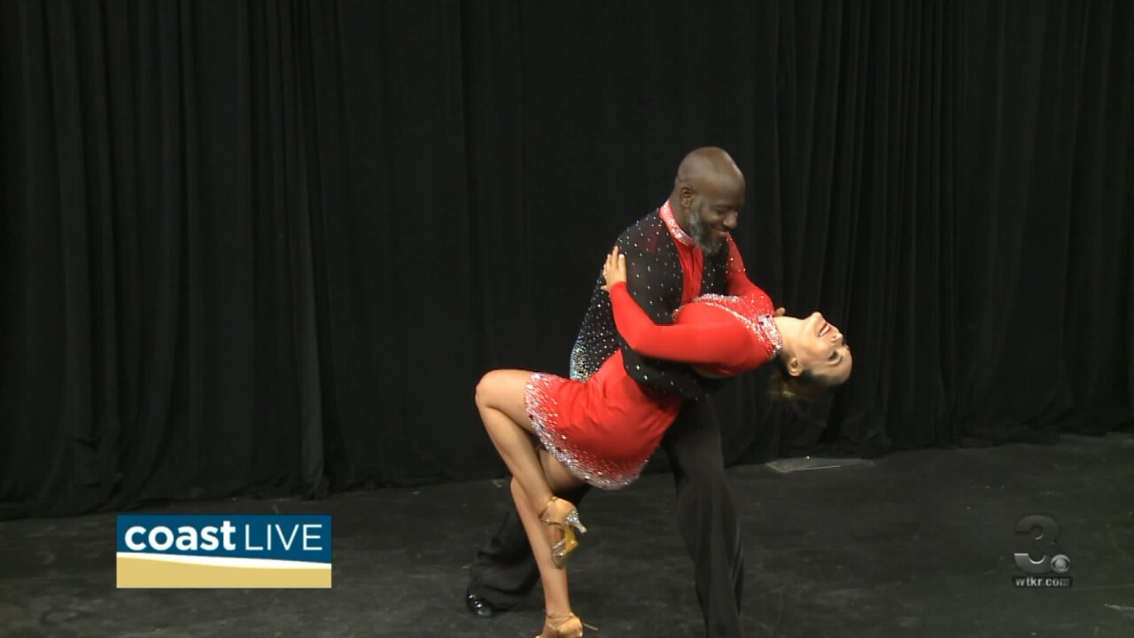 A live dance number to get us ready for the 2019 CoVa Best of Party on Coast Live