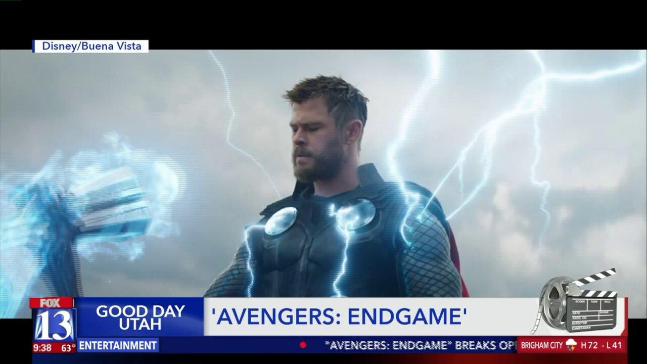 "Rich Bonaduce's spoiler-free ""Avengers: Endgame""review"