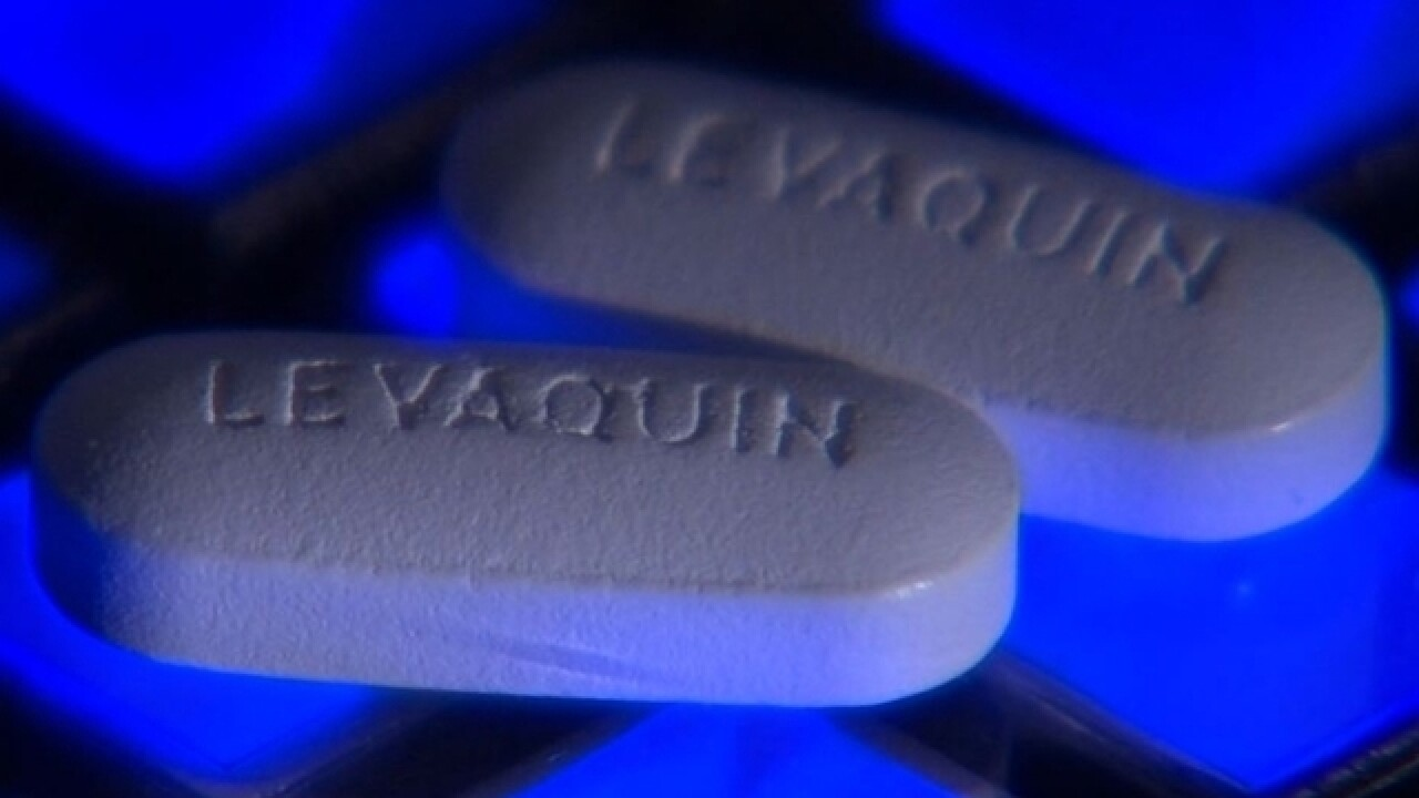 Drug maker stopped making popular antibiotic Levaquin amid concerns about mental health side effects