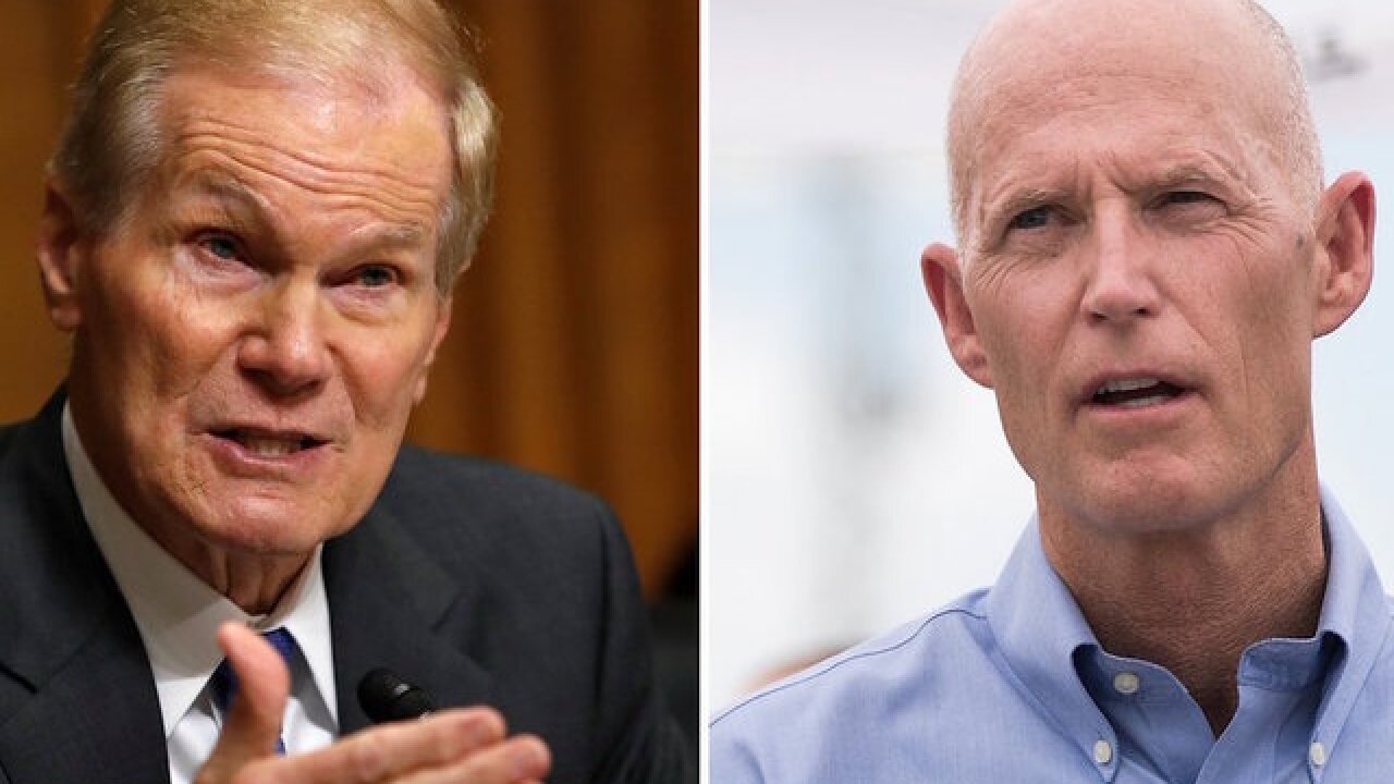 Still counting: Florida's two biggest 2018 races could head to a recount soon
