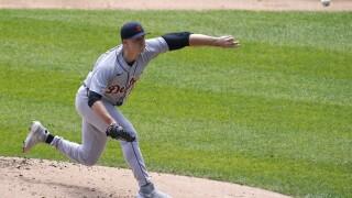 Tarik Skubal Tigers White Sox Baseball