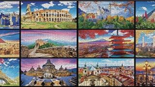 You Can Buy A 51,300-piece Puzzle On Amazon