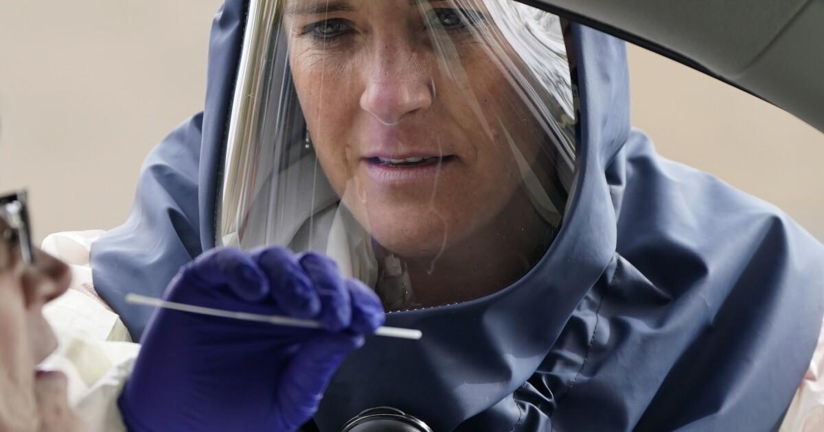 Utah hits highest daily number of confirmed coronavirus cases