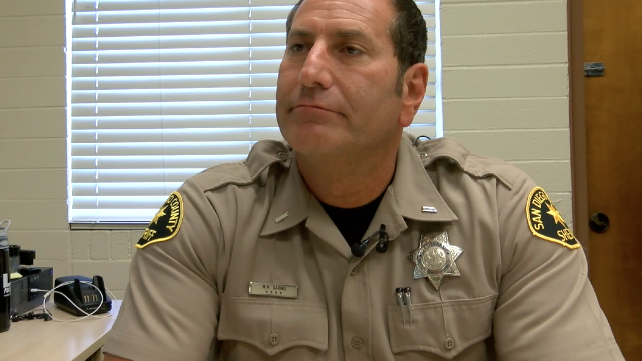 marco garmo sheriff