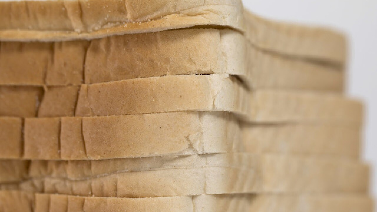 Bread's crust not more nutritious than the rest