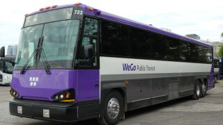 new WeGo bus