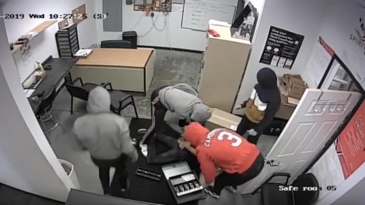 Streetsboro robbery