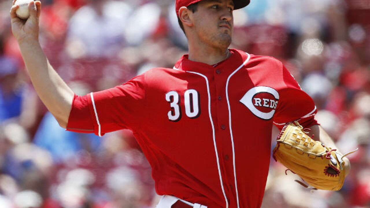 Tyler Mahle takes over NL lead in gopher balls in 6-1 loss to Cubs