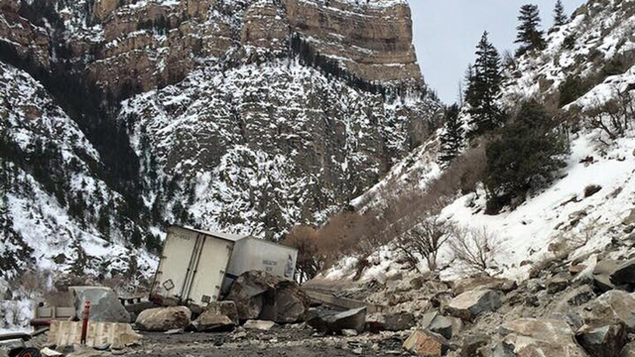 I-70 in Glenwood Canyon fully reopens