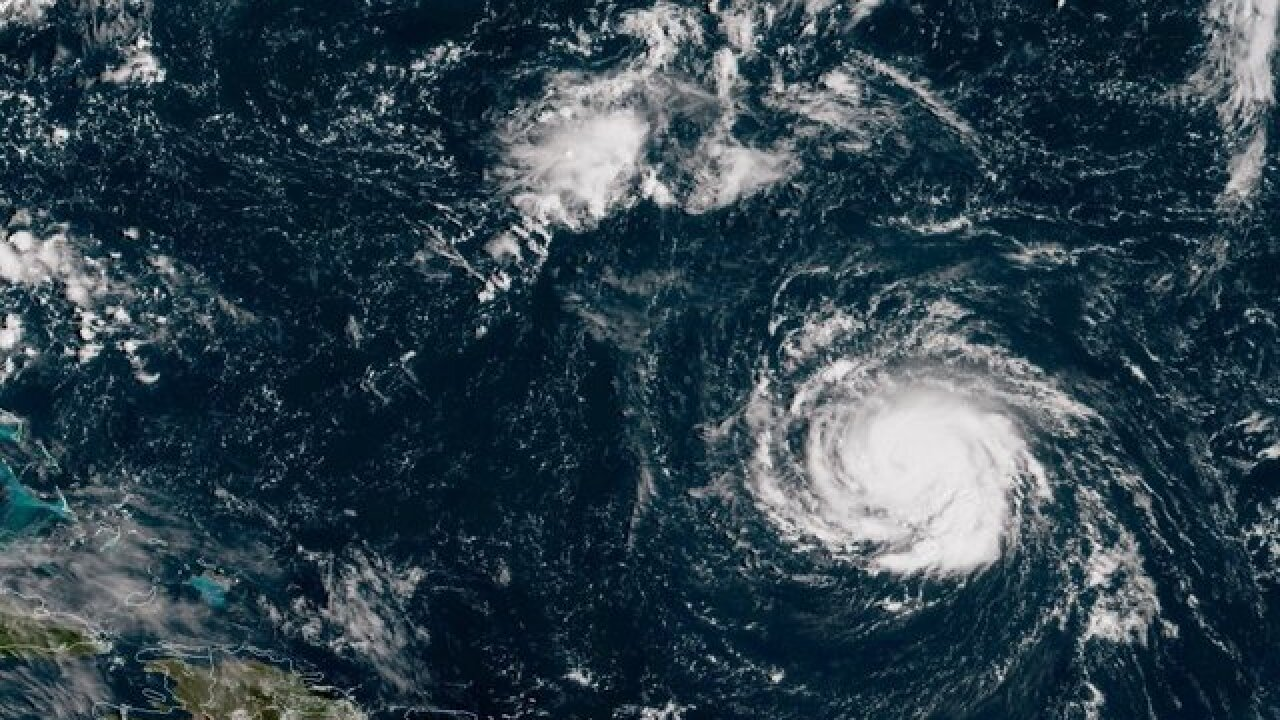 Duke Energy says millions could lose power in Hurricane Florence
