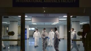 Virus Outbreak Puerto Rico