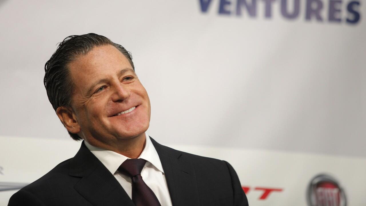 Chrysler Announces Expansion Of Car Manufacturer's Commitment To Detroit