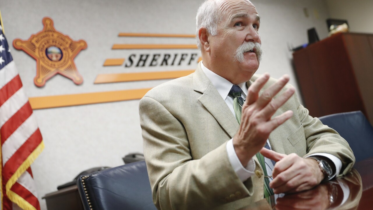 Ohio sheriff warns about harming officers: 'You shoot at the police expect us to shoot back'