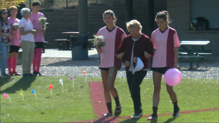 Helena High, Butte Soccer team up to 'give cancer the boot'