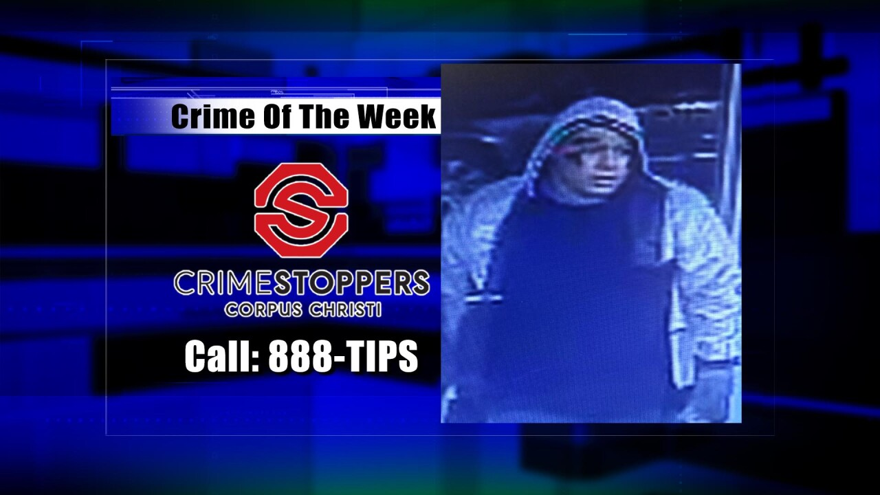 Crime of the Week: January 15, 2020