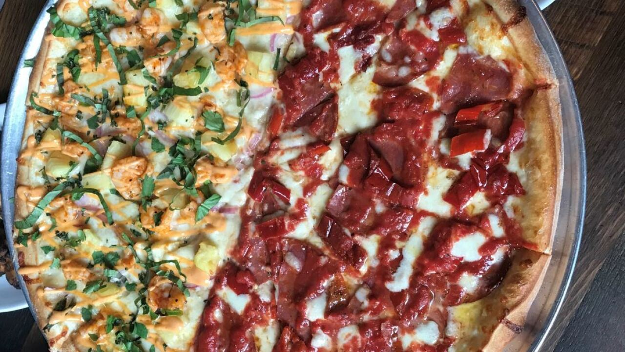 There are so many new pizza places in Richmond. Here's a taste!