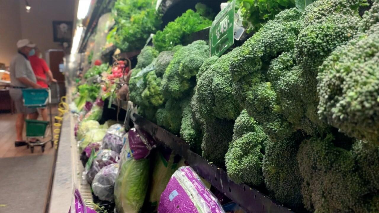 Food insecurity garden