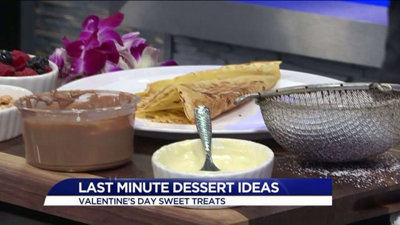 A sweet treat for Valentine's Day – How to make Belgian Crepes like apro