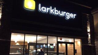 larkburger closing