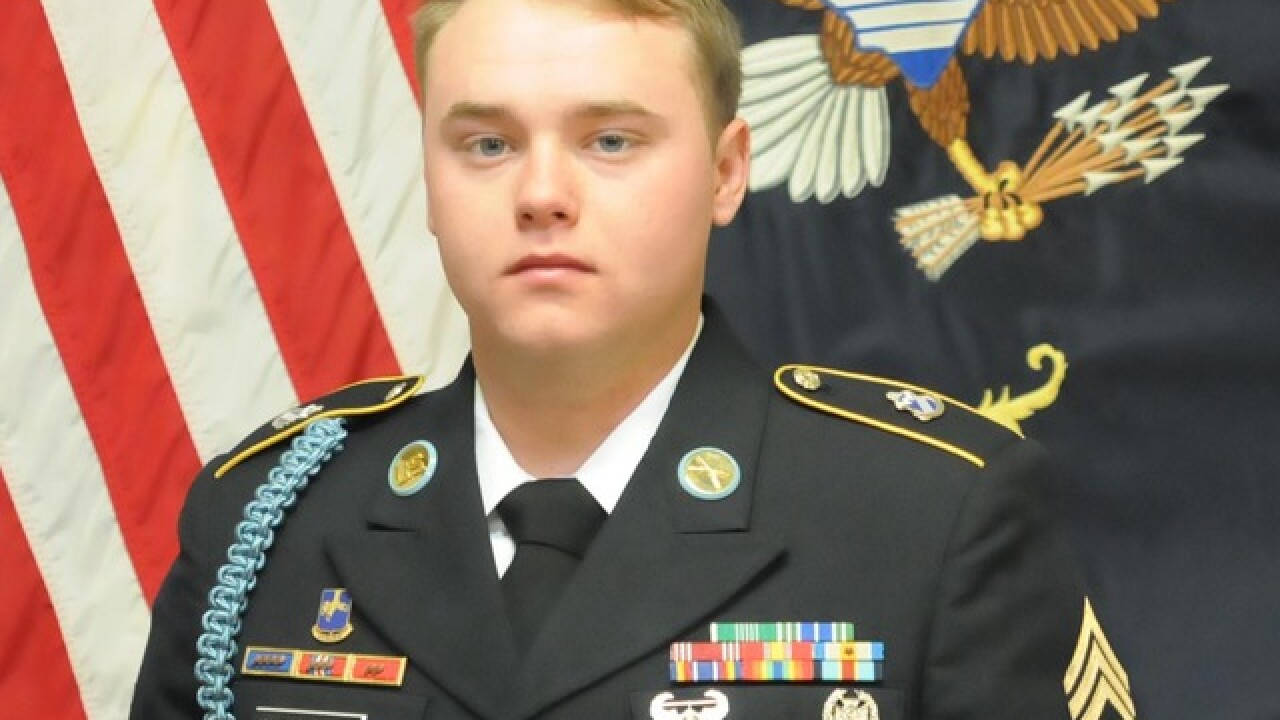 Fort Carson solider dies after explosion in Afghanistan