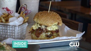 Foodie Fix: Brgr Stop is the Willy Wonka of the Burger & Milkshake World