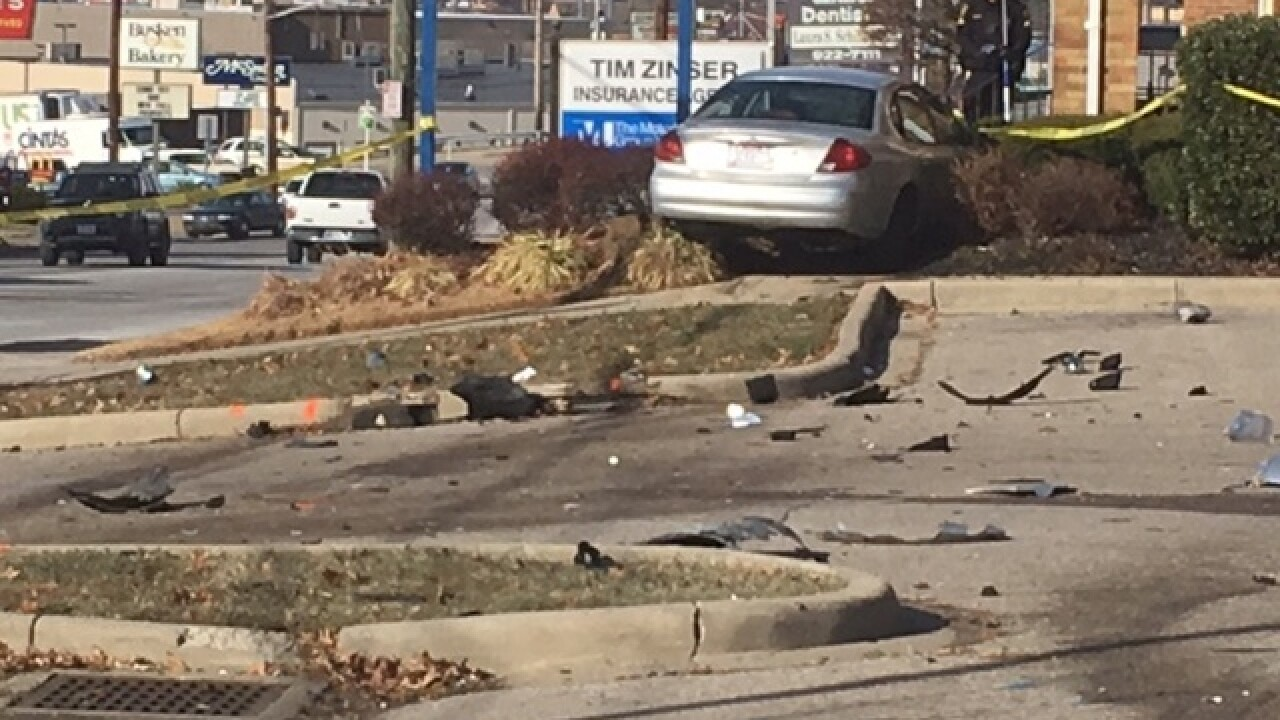 PD: Man struck on Glenway in critical condition