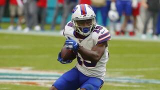 Bills bring back WR Isaiah McKenzie