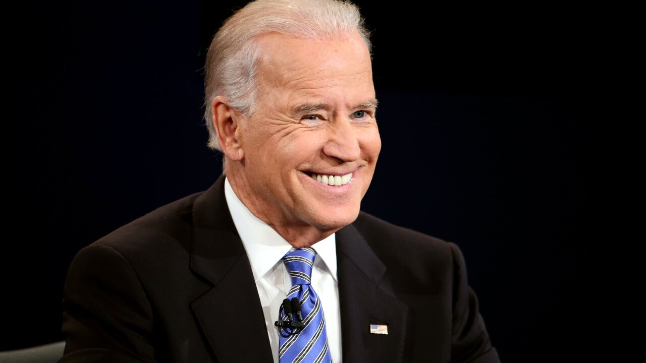 Joe Biden makes it official — he's running for president in 2020