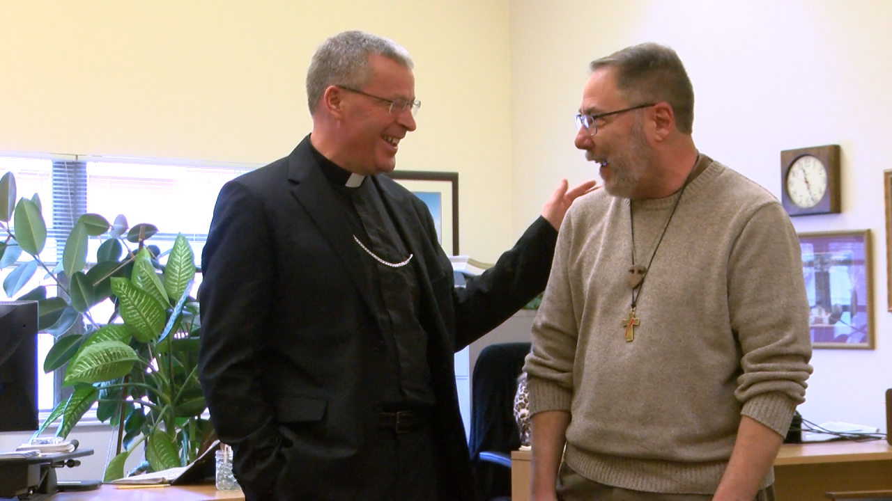 Bishop-elect Fr. Austin Vetter settles into Helena ahead of ordination