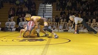 Helena Capital pins crosstown rival Helena High, 57-16