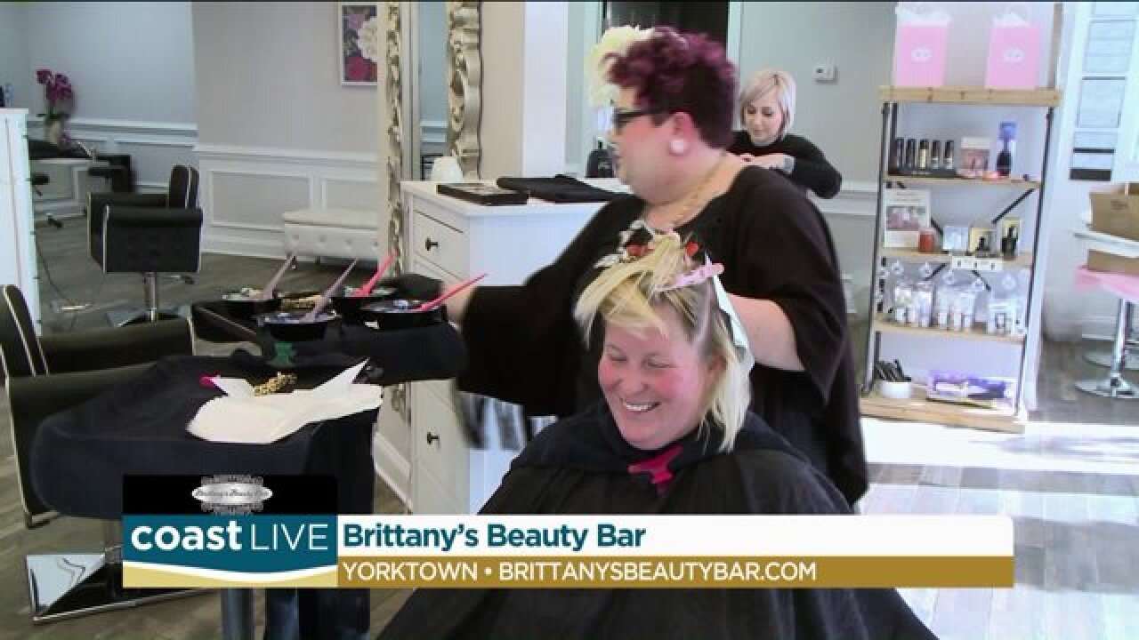 A dramatic new look for a Peninsula mom on CoastLive