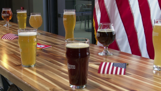 Brewery in Helena pays respect to fallen service members