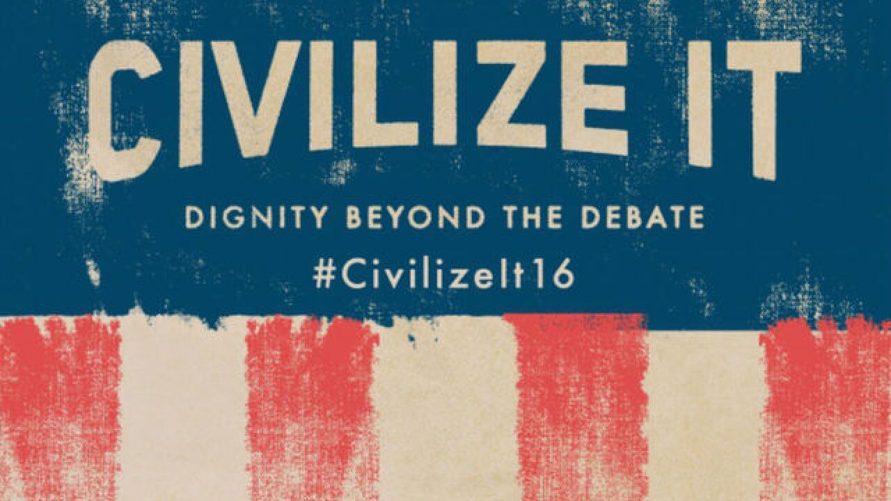 Keeping it civil: Archdiocese of Cincinnati's campaign aims to raise level of political discourse