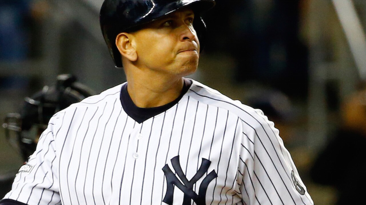 Alex Rodriguez, baseball legend, will play final game on Friday