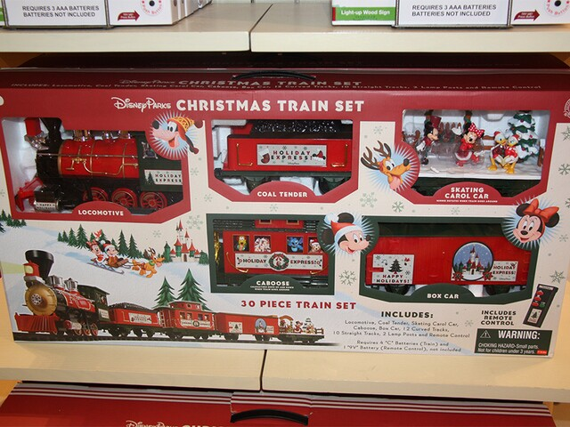 PHOTOS: 2018 holiday merchandise hits shelves at World of Disney store at Downtown Disney