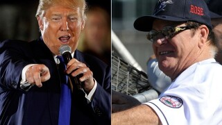 Did Pete Rose really 'endorse' Donald Trump?