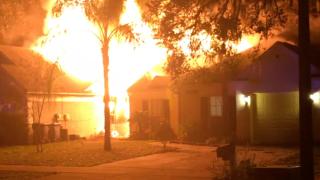 Brandon house fires