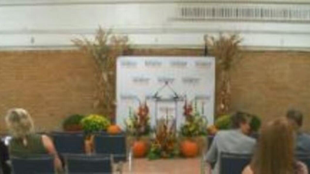 MI Harvest gathering campaign kicks off