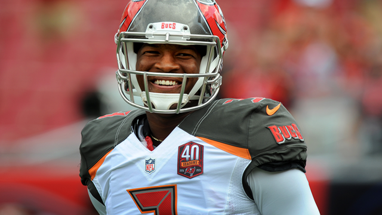 Jameis Winston reportedly groped Uber driver