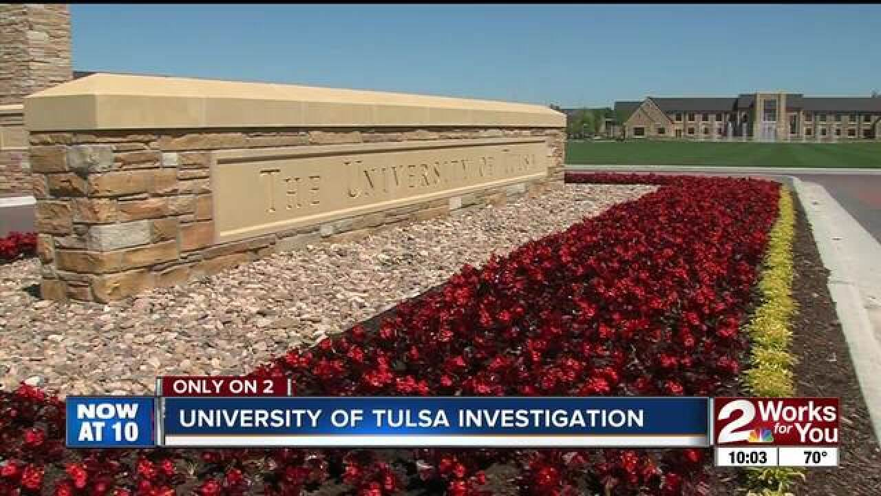 Allegations of preferential treatment at TU