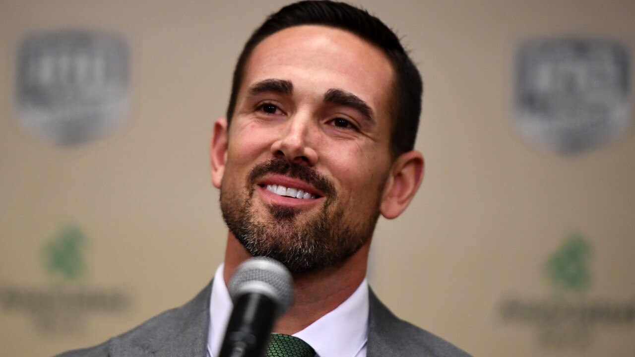797a238e Packers coach Matt LaFleur says offense remains 'work in progress'
