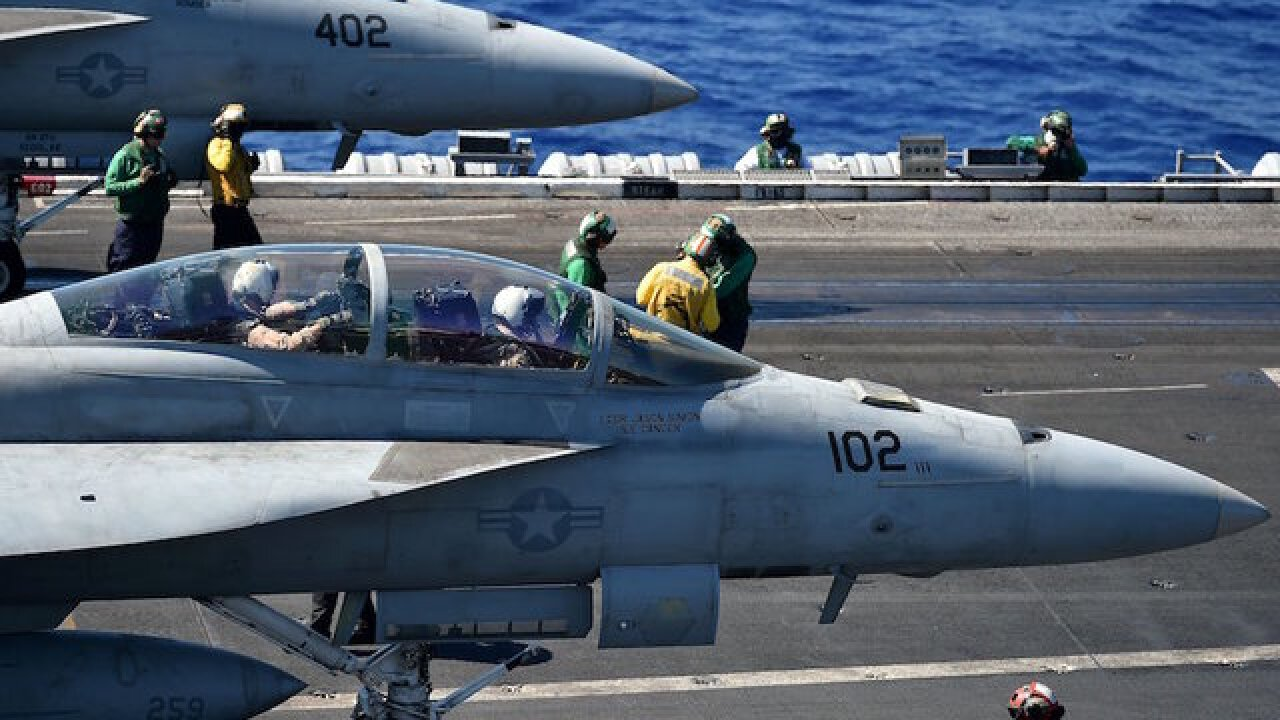 Search continues for US Marines in deadly midair collision off coast of Japan