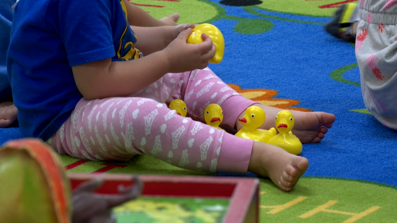 Childcare facilities see boom in business as parents return to work