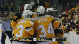 Colorado College pleased with opening weekend performance