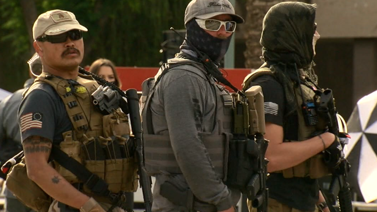 Arizonans seeking extremist, conspiracy, violent content online