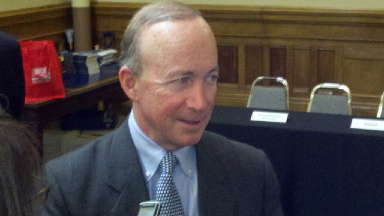Mitch Daniels will not run for governor
