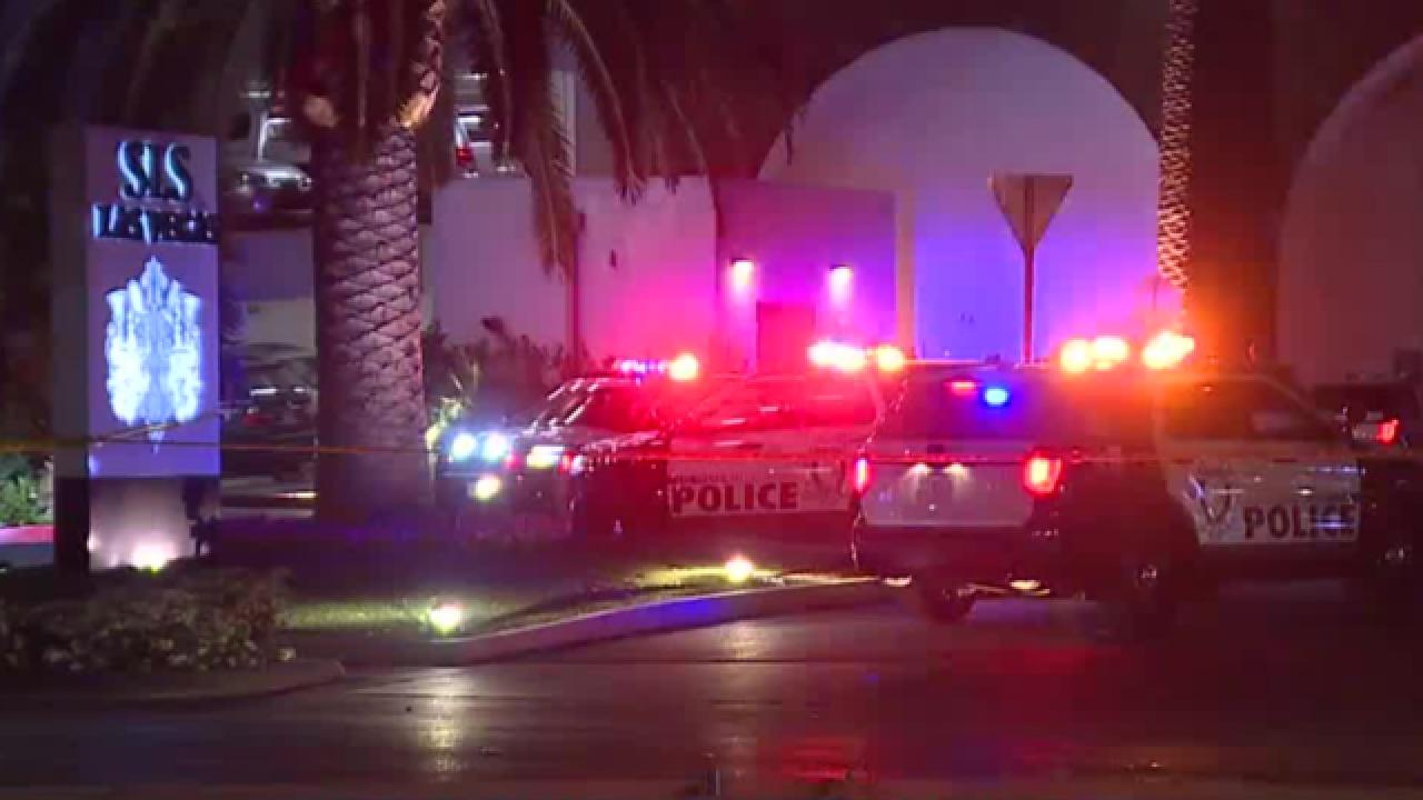 Grandma, mom & daughter injured in Strip robbery