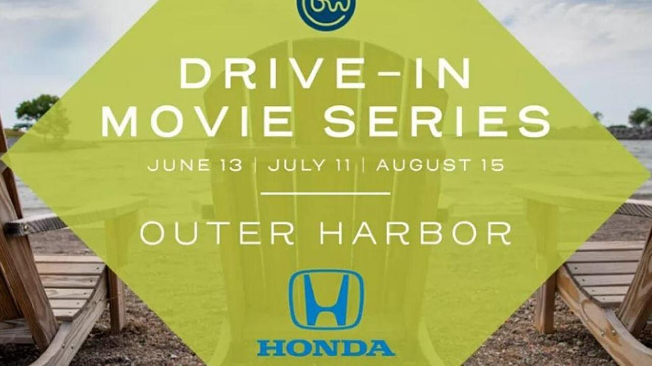 Want to watch a drive-in movie for free? Outer Harbor showing 'Frozen 2' and 'E.T.' this weekend